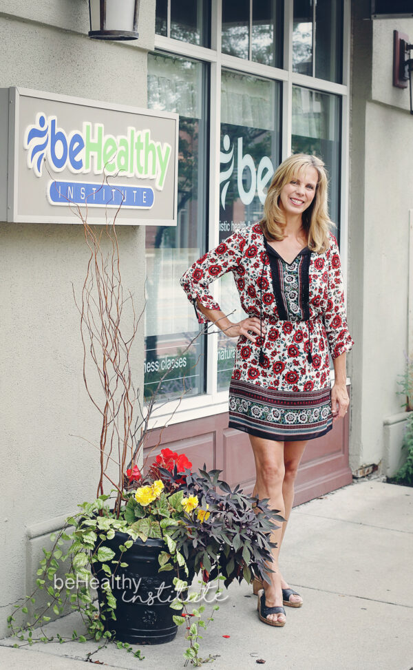 Jill Chiacchia, Founder, Director and Owner of Be Healthy Institute