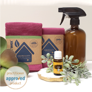 cleaning kit practitioner approved