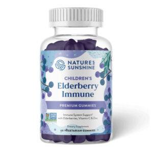 NS Elderberry Immiune