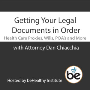 Getting Your Legal Documents in Order
