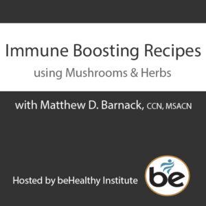 Immune Boosting Recipes Video